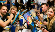 Paint and Palate-$17 Painting Class from Paint and Palate!!  ($35 Value)