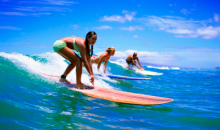 Whitlock Surf Experience -$49 for a 2 Hour Paddle Board Lesson or 2 Hour Surf Lesson Including Rentals ($100 Value)