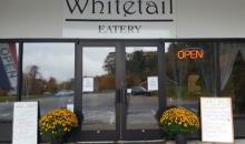 White Tail Eatery-Save 50% On A 4-Pack Voucher Bundle For White Tail Eatery!
