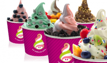 Menchie's Frozen Yogurt-$5 for $10 at Menchie's Frozen Yogurt Offering Innovative and Sweet Flavor Creations