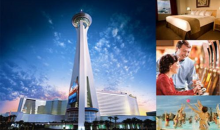 Casablanca Express-$79 for 2 Nights at the Stratosphere Hotel + 2 Free Buffett Tickets + Las Vegas BITE Card!