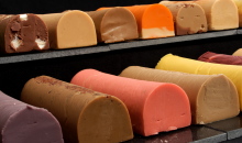 Fudge Farm-Half off one pound of fudge at Fudge Farm! Try the Artisan Fudge Loaf!