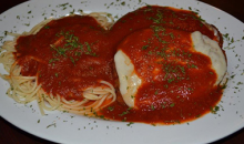 The Bistro by Pizza Joe's-1/2 off at The Bistro by Pizza Joe's in Saxonburg!  Homemade raviolis, lasagna & more await!