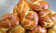 The Pretzel Shop-Get 2 $10 certificates to The Pretzel Shop for just $10!