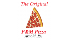 P & M Pizza, Inc-Half off at The Original P&M Pizza in Arnold, PA!