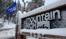 Mountain High Resort-Get (1) 8 Hour Lift Pass for $59 at Mountain High Resort