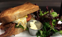 Maywood Grill-50% off deal at Maywood Grill! Made-from-scratch foods and a great coffee shop! Get 2 $12 for $12!