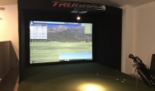 Rolling Fields Golf Club-Indoor Simulator at Rolling Fields Golf Club!  Play nearly 100 of the world's most popular courses!