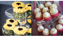 TSP Bakeshop-$10 of Fresh Handmade, Cakes, Pastries and Desserts at TSP Bakeshop for Only $5!