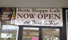 Bottle Shoppe Cafe-Half off at the Bottle Shoppe Cafe located in the Giant Eagle in Harrison City!