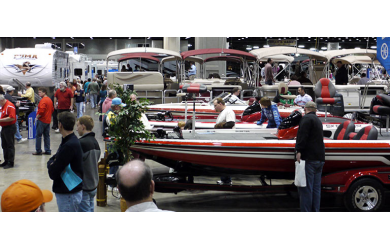 Louisville Boat Show-Progressive Louisville Boat, RV, & Sportshow - 1/2 price tickets!