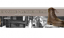 Ed's Shoe & Leather Repair-Need your winter jackets fixed? Now's the time! $80 for $40 at Ed's Shoe & Leather Repair