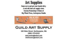 Guild Art-30% off $50 gift certificates to Guild Art