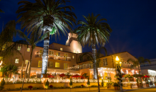 La Valencia Hotel-Enchanting Escape to La Valencia Hotel - One Night in a Villa including Overnight Valet only $475