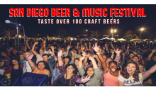 San Diego Beer & Music Festival-VIP Tickets With Unlimited Beer Tastings