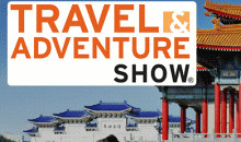 Travel and Adventure Show-50% the Travel and Adventure Show on March 4th and March 5th