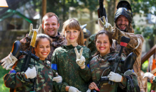 Paintball Gateway-46% OFF Entry to The Paintball Park Camp Pendleton All Day Air PLUS Paintballs