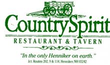 Country Spirit Restaurant & Tavern-$7.50 for $15 of Delicious Food at Country Spirit Restaurant and Tavern in Henniker NH