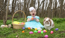 Marcus & Aomori Photography-Easter Photo Session Package with Marcus & Aomori Photography, a $100 value for only $50!