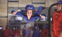 iFly Virginia Beach-Earn Your Wings at iFly Indoor Skydiving - Virginia Beach - SAVE $20 PER PERSON