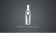 Priority Wine Pass-40% off Wine Tasting Cruise Plus Priority Wine Pass Membership