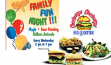 Cheeburger Cheeburger-$10 Gets You $20 Worth of Cheelicious Burgers, Fries, Shakes & More at Cheeburger Cheeburger!