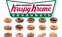 Krispy Kreme-Get $10 Worth of Krispy Kreme Doughnuts, Treats, and Coffee for $5 at Three Locations