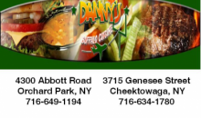 Danny's Restaurant-Get $20 To Spend At Dannys Restaurant For Just $10-  Home Of The Original Chicken Wing Soup!