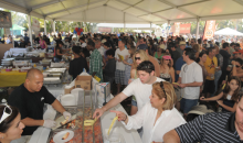 The Great Taste of the Grove-Admission for Two Adults or Two Adults and Two Kids to The Great Taste of The Grove Food and Music Festival April 13–14