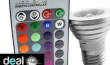 Deal Knocks- Fusion LED Bulb with Remote Control from Deal Knocks