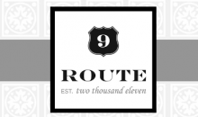 ROUTE 9-$50 to Spend on Food and Drink at ROUTE 9 in Coral Gables
