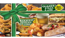 Quaker Steak & Lube - Buffalo-Get A Lunch Buffet For (2) For Only $8.99 At Quaker Steak & Lube Located In Lancaster ($17.98 Value)