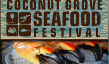 Coconut Grove Seafood Festival-Coconut Grove Seafood Festival VIP Admission - Includes Complimentary Beer and Refreshments