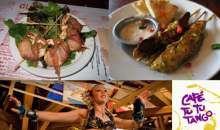 Cafe Tu Tu Tango-Enjoy $25 at Cafe Tu Tu Tango for only $12.50