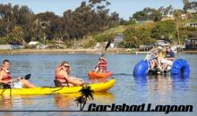 Carlsbad Lagoon-$23 - Carlsbad Lagoon: Kayaking & Watersports this Summer