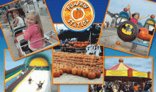 Pumpkin Station-$16 for a $32 Ride Package at Pumpkin Station - Can Be Used at 5 Convenient Locations