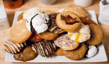 The Cravory Cookie Company-Just $16 for 15 or $31 for 30 Cookies from The Cravory (half the price of single cookies)