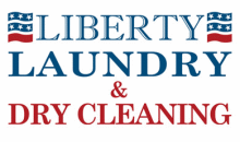 LIBERTY LAUNDRY AND DRY CLEANING-Dry Cleaning or Wash Dry Fold services at Liberty Laundry -- get $20 worth of coupons for $10