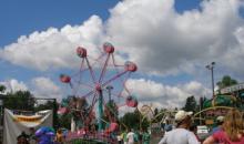 Oneida County Fair-Oneida County Fair Get a One Day $20.00 Amusement Ride Wristband for $10.00