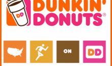 Dunkin Donuts-Dunkin Donuts Get a $10 certificate for $5