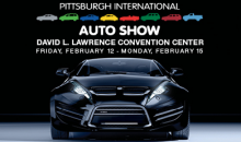 Logo Sign Up NOW Receive DISCOUNT Offers Immediately - Pittsburgh international car show