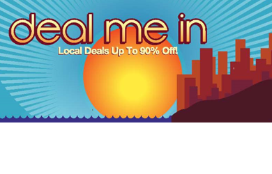 Deal Me In-Sign up for Free.... Great Deals Coming.... Up To 90% Off - Click